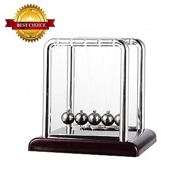 Universal Interesting DIY Steel Balance Pendulum Balls Easy to operate Gift OS