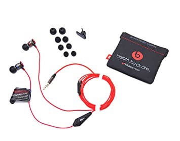 707432bcae4 Monster Beats By Dr. Dre iBeats In-Ear Headphones for: Amazon.co.uk ...