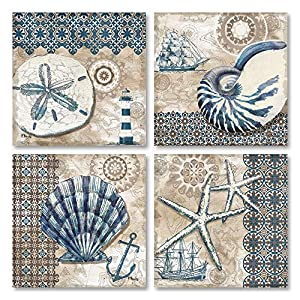 61JzZz8zlkL._SS300_ Best Sand Dollar Wall Art and Sand Dollar Wall Decor For 2020