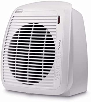 DeLonghi HVY1020.W Interior Blanco 2000W Calentador eléctrico de ...