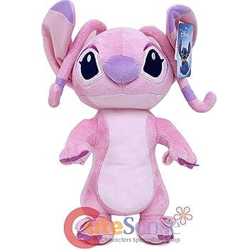 """Mochila de peluche – Disney – Lilo y Stitch Rosa 17 """"suave muñeca juguetes"""