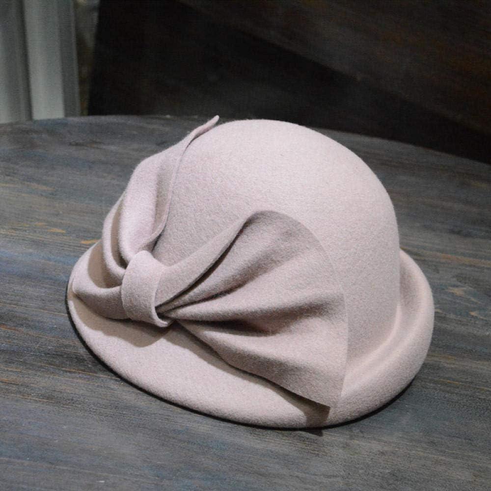 Autumn Winter Dome Wool...