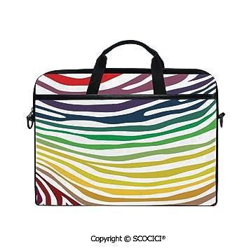 Amazon.com: Bolsas impresas para portátil con diseño de ...