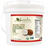 Kevala Organic Coconut Oil, 8 Pound