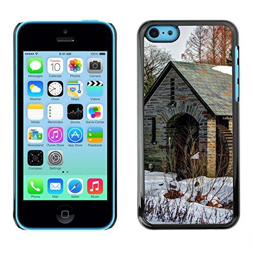 Premio Sottile Slim Cassa Custodia Case Cover Shell // F00012972 maison de pompe // Apple iPhone 5C