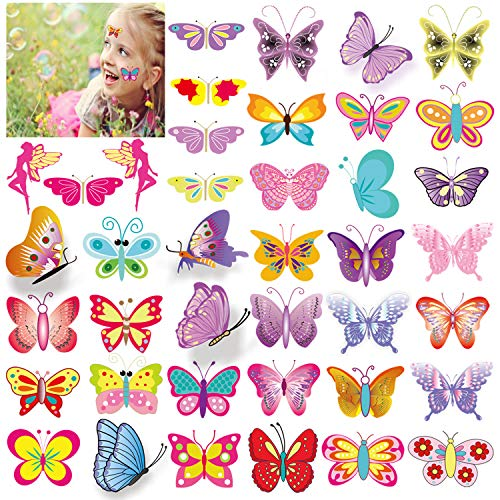 Temporary Konsait Colorful Butterfly Accessories product image