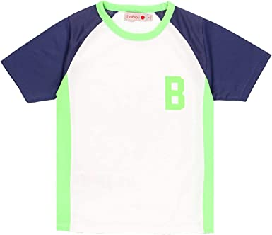 boboli - Camiseta de Deporte Niño Manga Corta, Tallas de 4 a ...