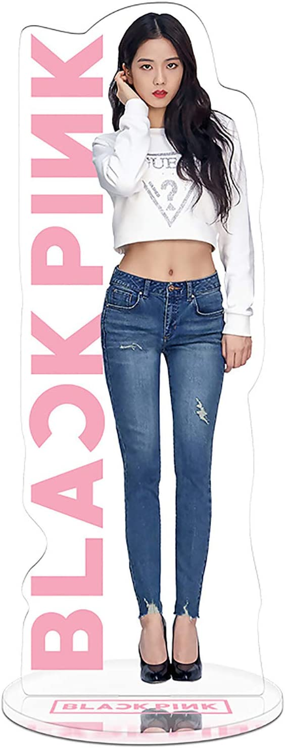 Kpop BTS Blackpink SUGA Jimin V JIN J-Hope Photo Desk Stand Miniature Cutout