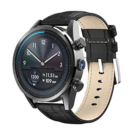 LARDOO 4G Business Smart Watch Men Phone Android7.1.1 3GB + ...