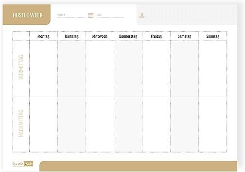Wochenplaner 2021 inkl Aktivitätstracker Tagesplaner /& To-Do-Liste...A4