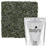 Tealyra - Gyokyro Shizuoka Japanese - Finest Hand Picked - Green Tea - Highest Premium Tea - Loose Leaf Tea - Organically Grown - 200g (7-ounce)