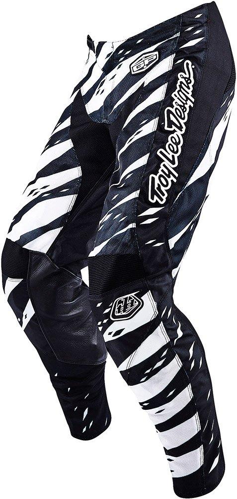 2016 Troy Lee Designs GP Air Vert Pants-White/Black-28