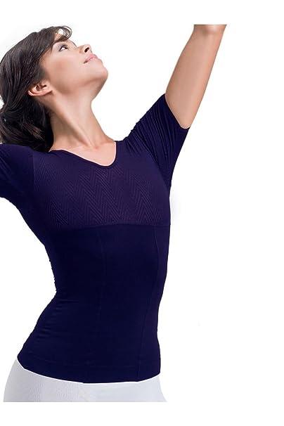 Koketa - Top - Faja adelgazante - Línea exterior - morado, XS