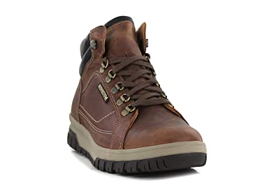 9334cbcaab8a9d Mephisto - Boots Pitt - Marron: Amazon.fr: Chaussures et Sacs