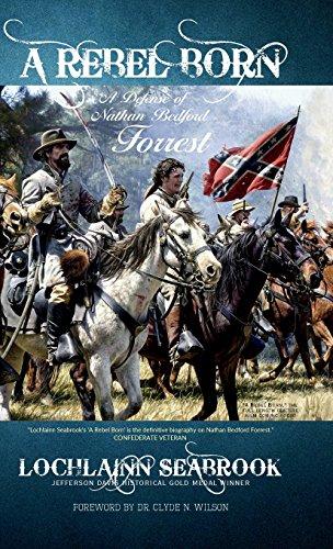 Flag Rebel Battle Confederate - A Rebel Born: A Defense of Nathan Bedford Forrest