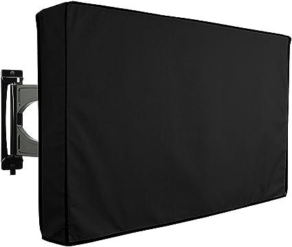Housse Universelle TV Protecteur Résistant aux Intempéries Protection d'écran Protège Télévision 30-32: 23 * 33 * 5inch