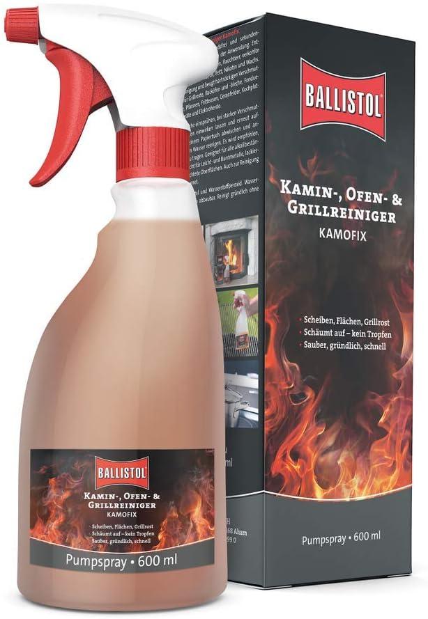 Ballistol Kamofix Grillreiniger