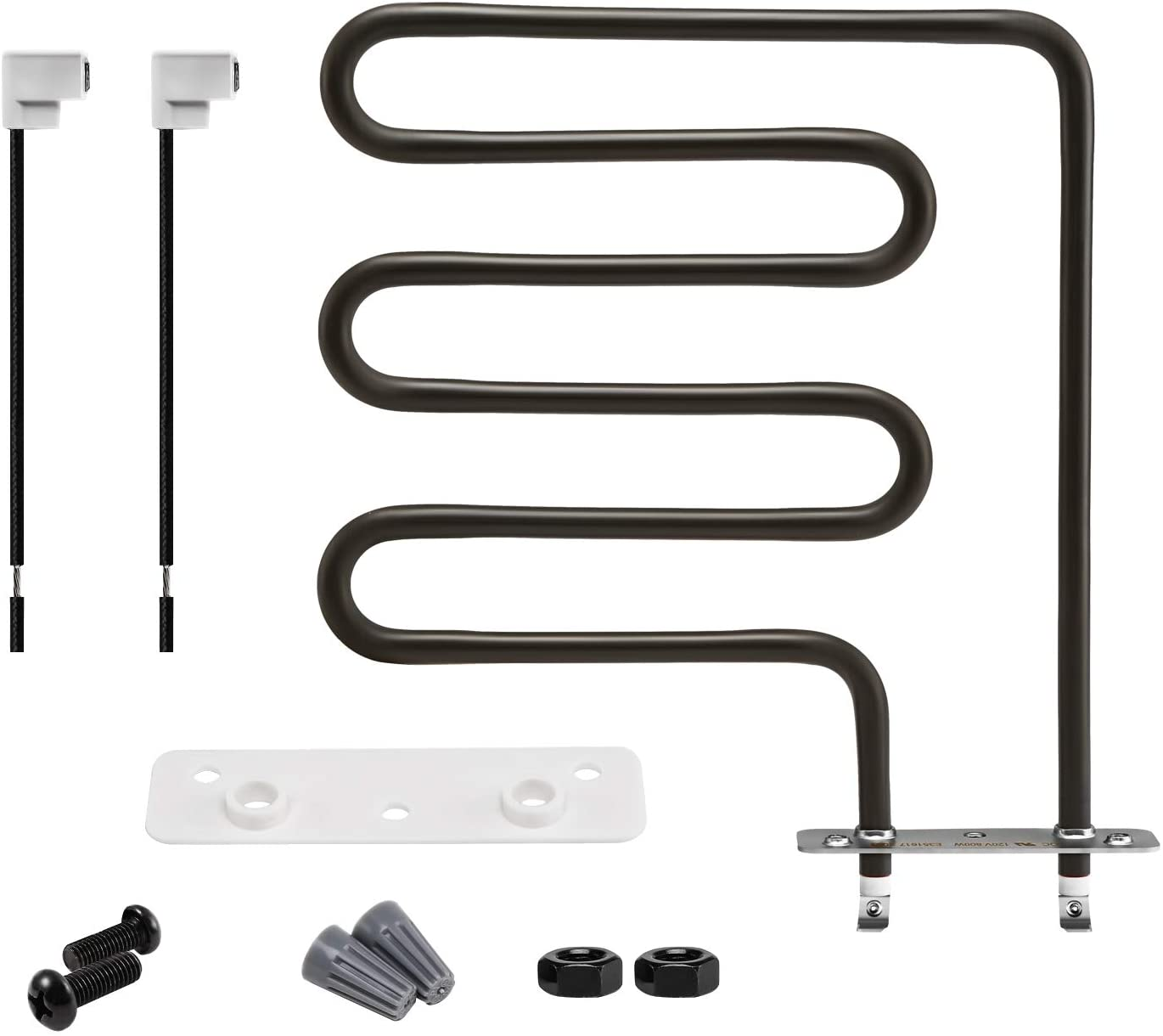 WADEO Electric Smoker and Grill Heating Element Replacement Part for Masterbuilt Heating Element 30
