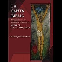 Biblia comentada (Spanish Edition)