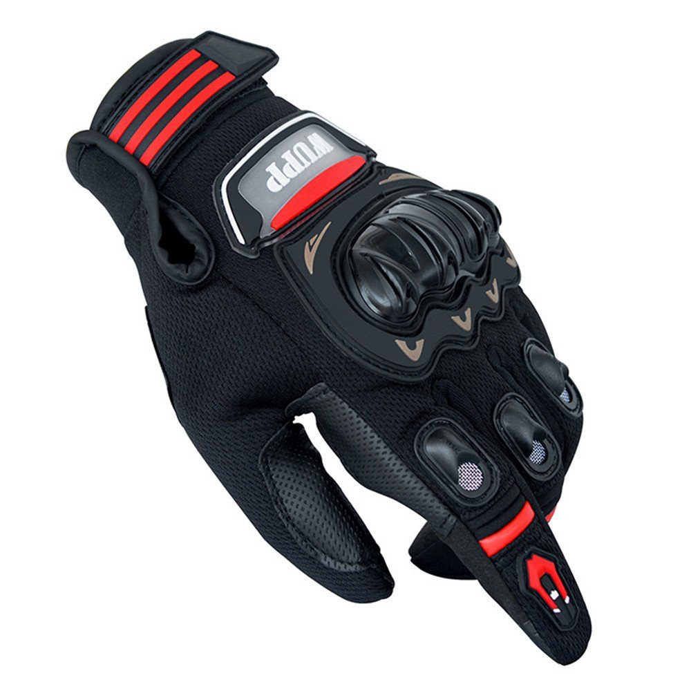 Full Finger Workout Golves,Cold Protection Damping Protect Hands Bicycle Mountain Bike Mountaineering Training Touch Screen Men and Women Gloves