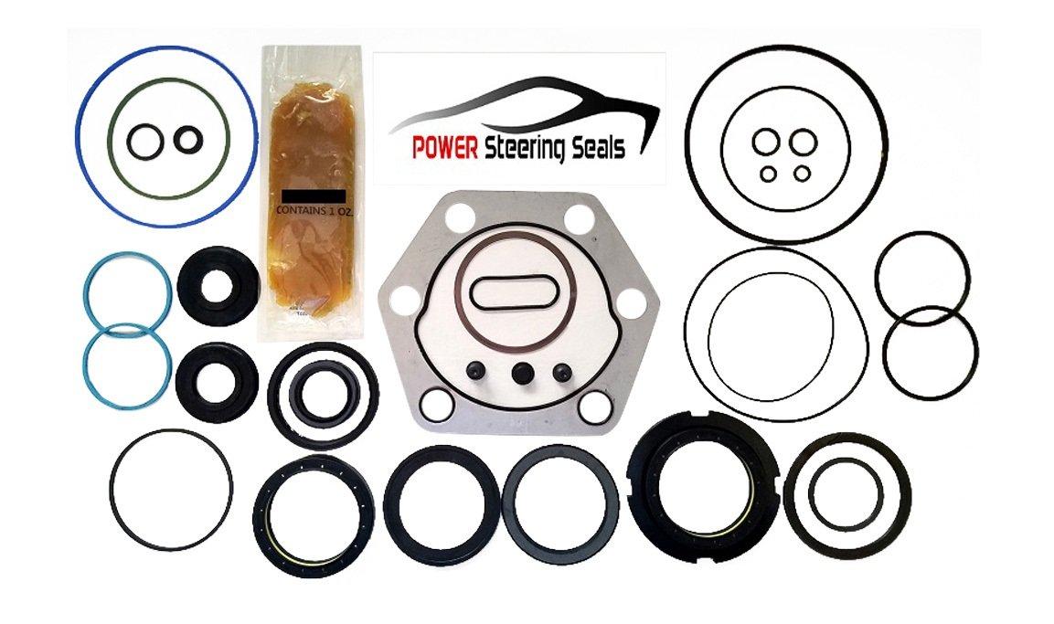Power Steering Seals - Power Steering Gear Seal Kit for TRW TAS65 by Power Steering Seals