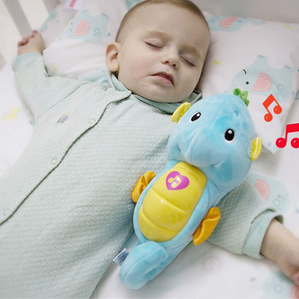 Kinderspielzeug Geschenkbox Fitnessgeräte Fitnessgeräte Fitnessgeräte + Hippocampus Kinderspielzeug Kinder Fitness Spielmatte Krabbeln Matte Puzzle Gamepad 0-1 Jahre alt (Farbe : Blau) 23c7bb