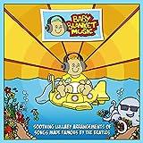 Baby Blanket Music CD, The Beatles