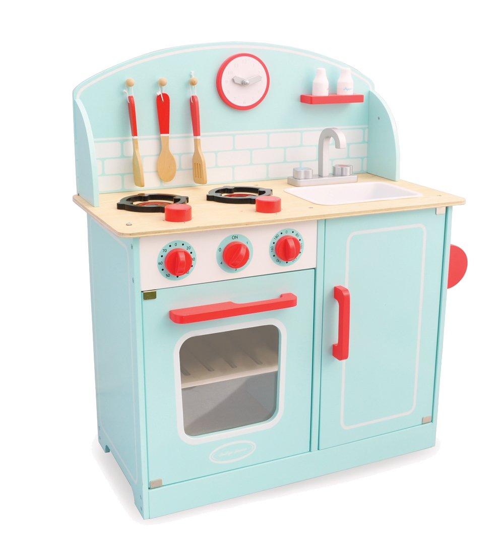 Amazon.com: Indigo Jamm Blue Lynton Kitchen Playset KIJ10056: Toys ...