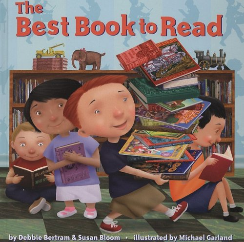 Read Online The Best Book to Read (Picture Book) pdf