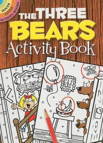 The Three Bears Activity Book (Dover Little Activity Books) pdf