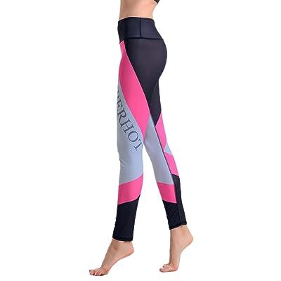BBYMALL Womens Running Leggings Yoga Pants