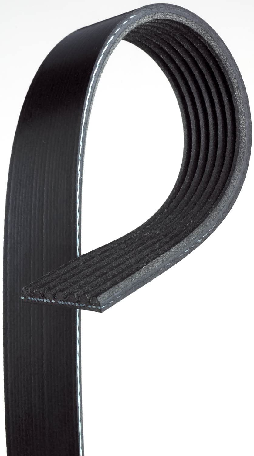 ACDelco 7K846 Professional V-Ribbed Serpentine Belt