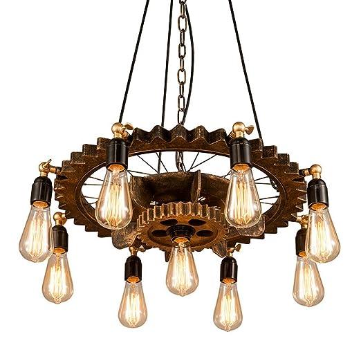 lampadario vintage lampadari rustici lampade a sospensione vetro ...