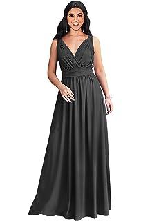 Chevron Print Long Flowy Bridesmaid Dresses