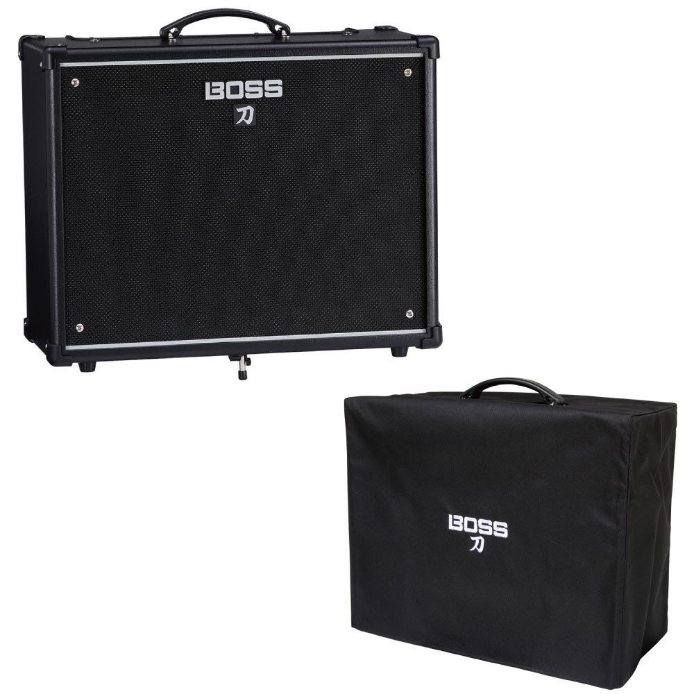 BOSS KTN-100 KATANA-100 Guitar Amplifier ギターアンプ 純正アンプカバー付き 2点セット   B07F8M56DM