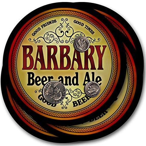 Barbary Beer & Ale - 4 pack Drink Coasters