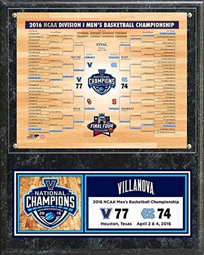 Villanova Wildcats 2016 NCAA Basketball Championship Photo Plaque (Size: 12