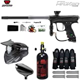 Maddog Proto Rize MaXXed Paintball Marker w/ Proto Primo Hopper & FS Thermal Goggle Combo Package