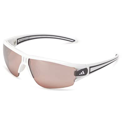 adidas Evil Eye Halfrim S Polarized Rectangle Sunglasses