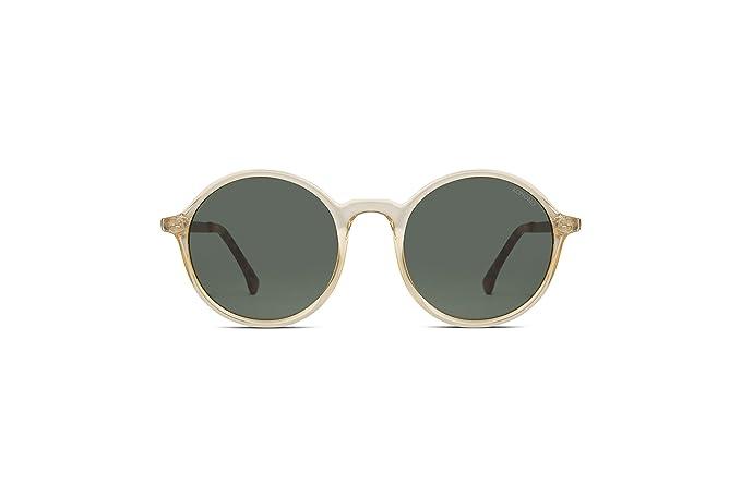 KOMONO Damen Madison Brillengestelle, Beige (Gris Metal Prosecco), 50