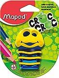Maped Croc Croc 2 Hole Sharpener, Assorted Colors (001700ST)