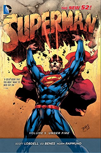 Superman Vol. 5: Under Fire (The New 52) (Superman: The New 52!)
