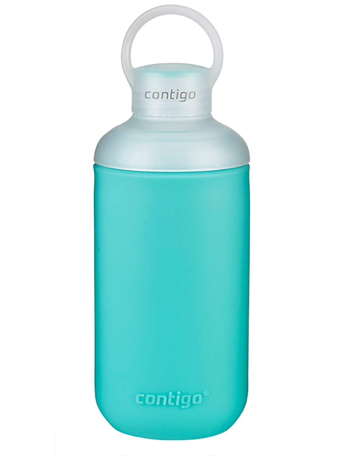 Contigo Tranquil Water Bottle, 20oz, Greyed Jade by Contigo
