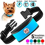 Enrivik Small Dog Bark Collar - Rechargeable Anti Barking Collar For Small Dogs - Smallest Most Humane Stop Barking Collar - Dog Training No Shock Bark Collar Waterproof – Safe Pet Bark Control Device