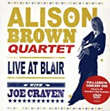 Alison Brown Quartet - Live at Blair with Joe Craven