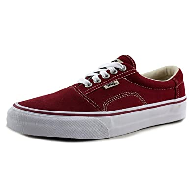 0a061bb6b4 Image Unavailable. Image not available for. Color  Vans ROWLEY SOLOS Biking  Red Men s Shoes 7