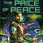 The Price of Peace: Jump Universe, Book 2 | Mike Shepherd