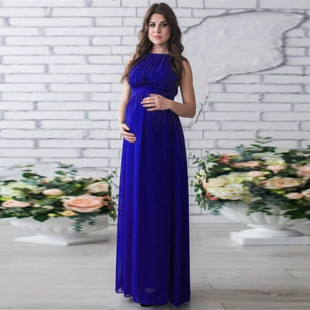 Fantástico Vestidos De Cóctel De Maternidad Del Diseñador Festooning ...