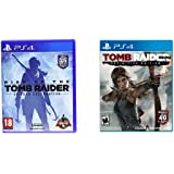Rise of The Tomb Raider: 20 Year Celebration - PlayStation 4 [Edizione: Regno Unito] + Tomb Raider - Definitive Edition