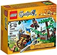 LEGO Castle - 70400 - Jeu de Construction - L'embuscade dans la Forêt